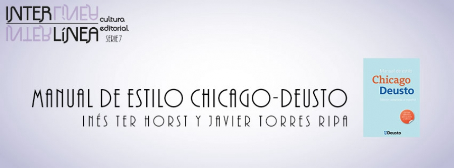 Manual de Estilo Chicago Deusto