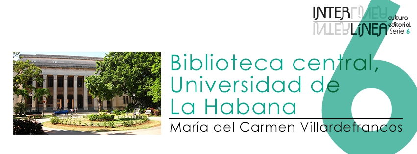 Biblioteca central, Universidad de La Habana